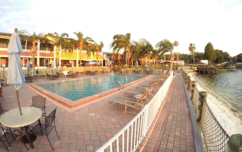 Lakeside Pool Florida Venues